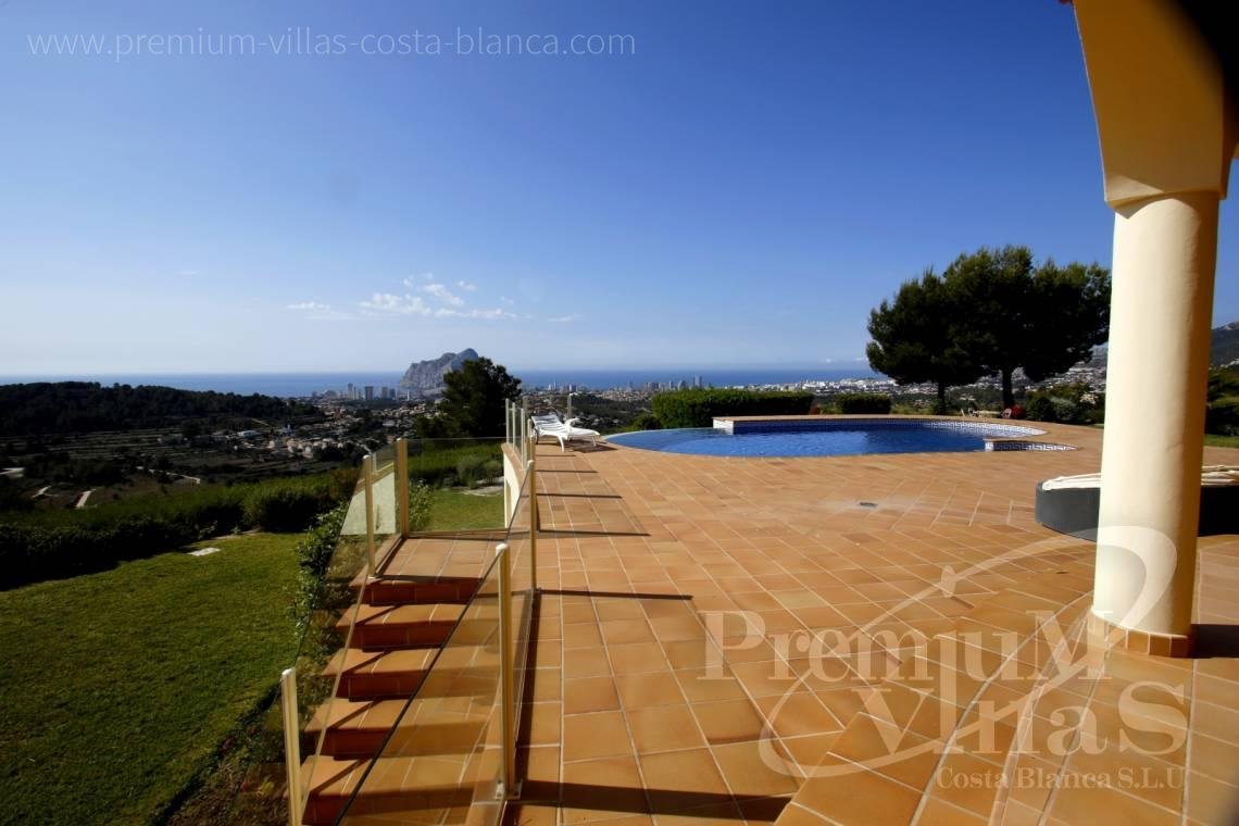 - C2174 - Luxury mansion on 3 levels with elevator and sea views in Calpe 24