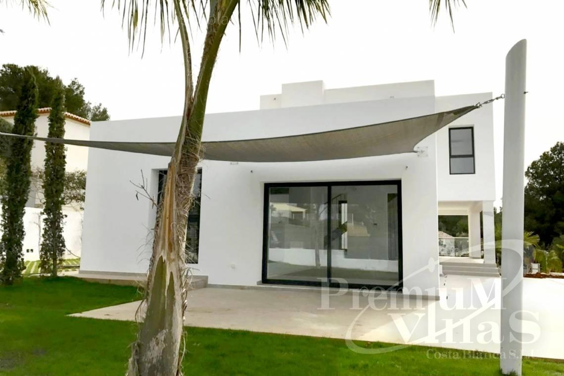 - C2164 - Newly built villa near the Javea Golf Course with spectacular mountain views. 14
