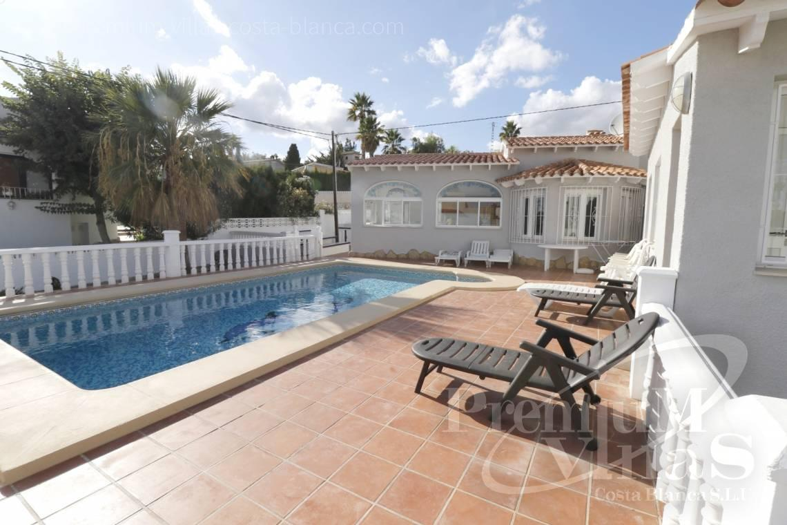 House villa for sale Calpe Costa Blanca - C2231 -  House in Calpe with guest apartment 22