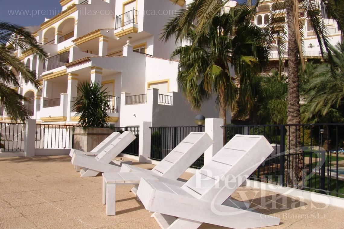 buy apartment  Altea Costa Blanca Spain - A0576 - Modern apartment just a few metres from the beach with sea and mountain views 25