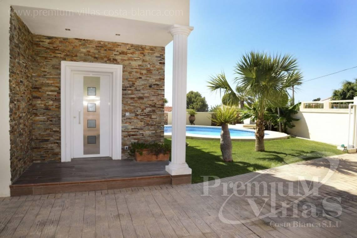 - C2223 - Modern villa in Calpe close to the beach  14