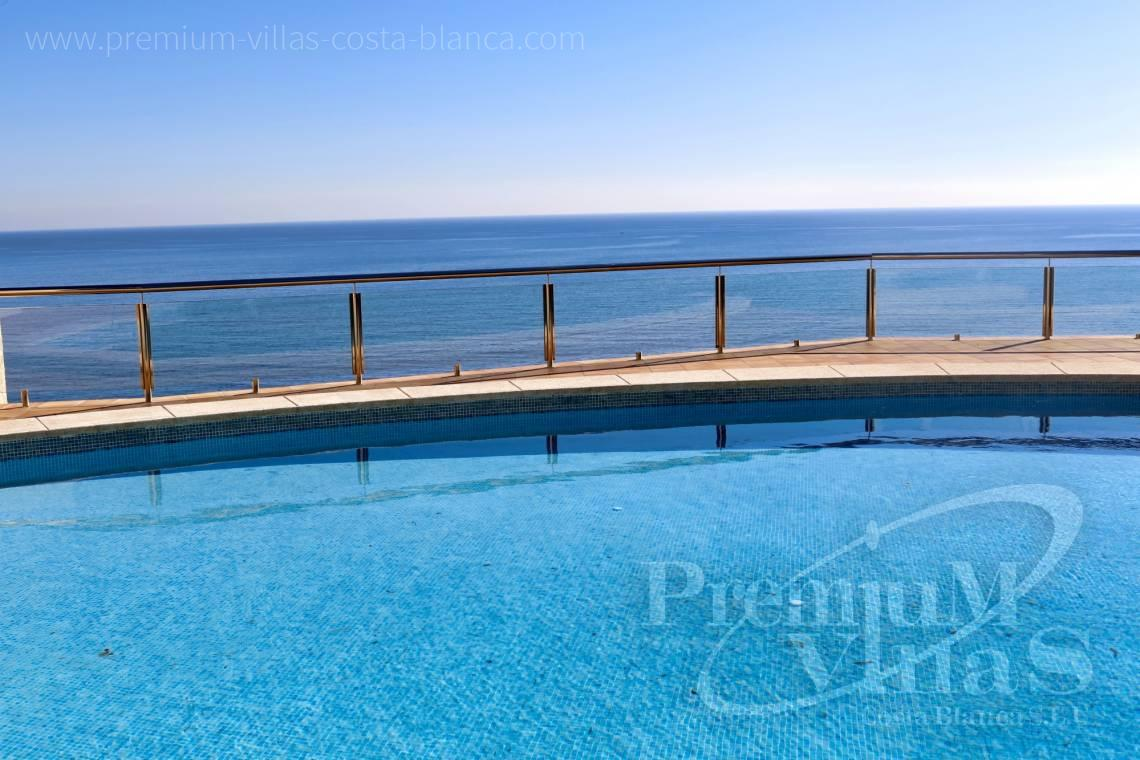 Buy 3 bedrooms beach apartment in Campomanes Altea - A0620 - First line ground floor apartment in Altea 3