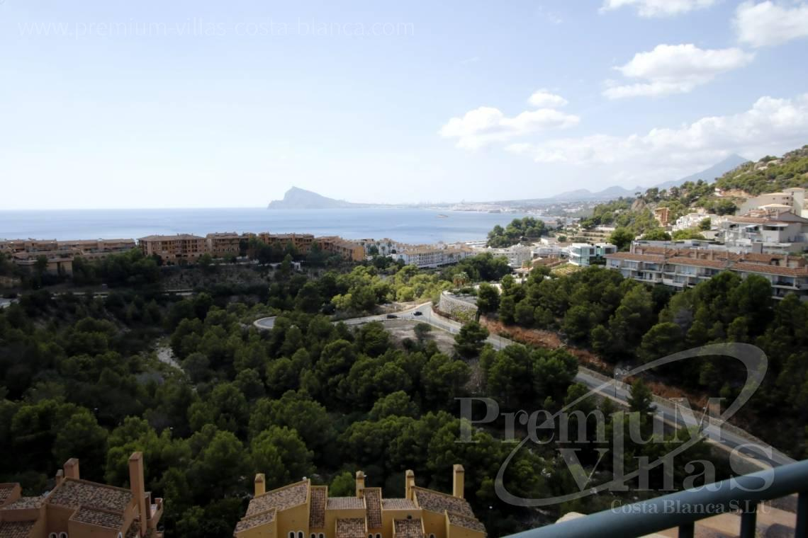 - C2211 - Bungalow in Altea 1000m from the sea, with stunning sea views. 23