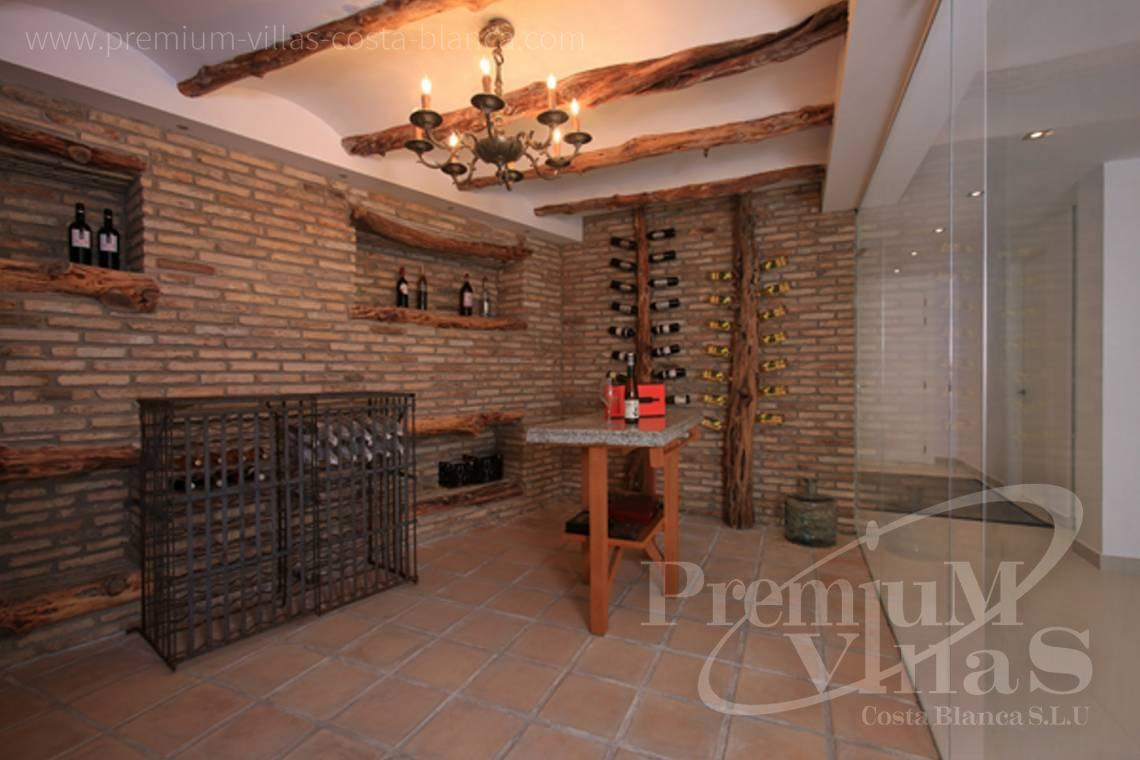- C1531 - Sea front villa in Altea! A unique luxury villa at the Costa Blanca 9