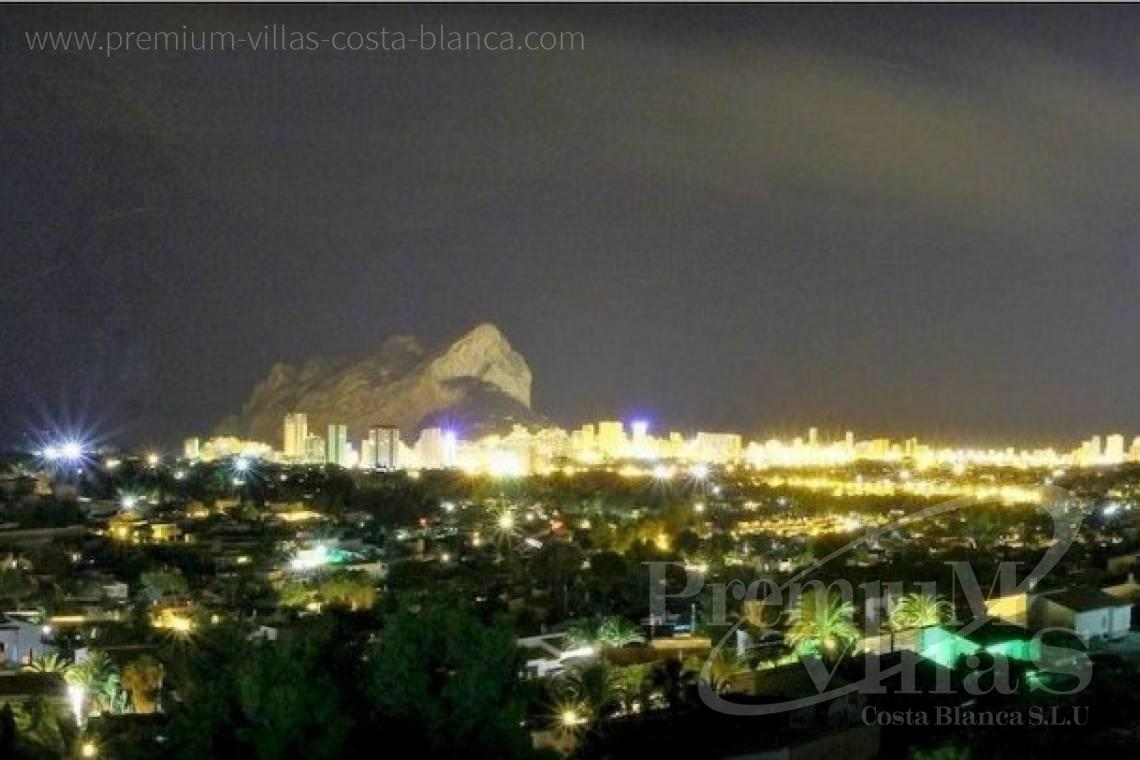 - C2390 - Modern villa with elevator and sea views in Calpe 12
