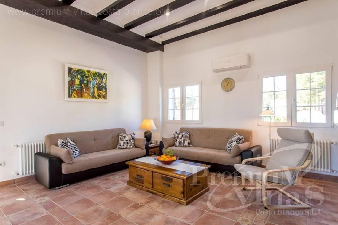 - CC2205 - Rustic style villa in Altea, recently built, with beautiful views 13