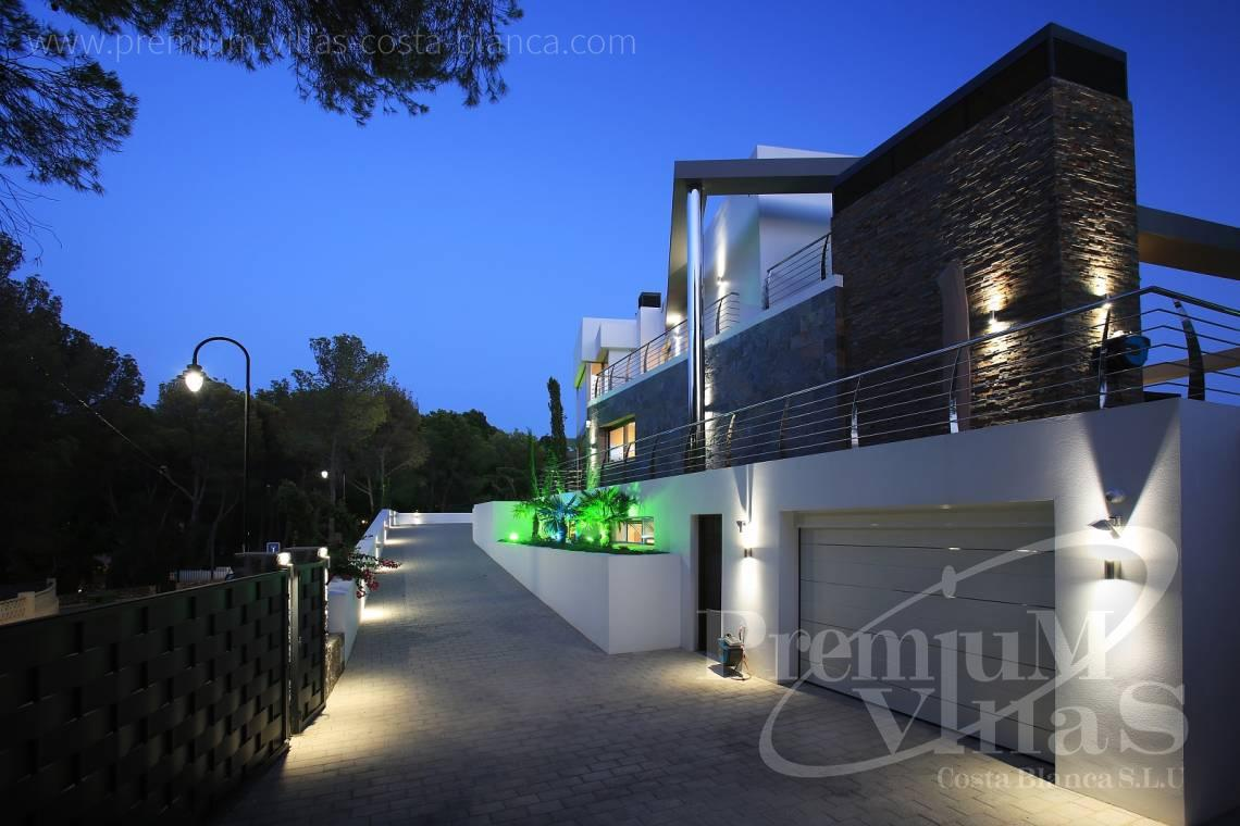6 bedroom house villa for sale Altea Costa Blanca Spain - C1531 - Sea front villa in Altea! A unique luxury villa at the Costa Blanca 27