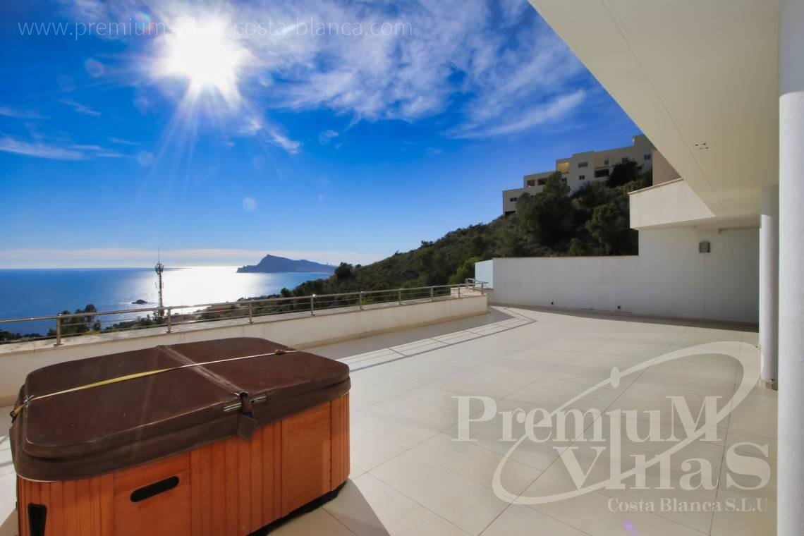Buy modern apartment with sea views in Altea Spain - A0612 - Modern apartment in residential Mare Nostrum, Altea 20