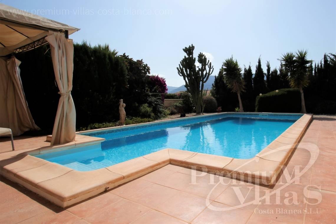 House in Calpe near the sea  - C2183 - Villa in central urbanization of Calpe close to the beaches and all amenities 4