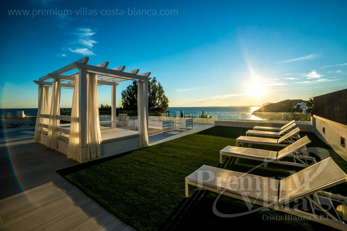 Mansion for sale in Villajoyosa Costa Blanca Spain - C2244 - Luxury mansion in the urbanization Montíboli in Villajoyosa 1