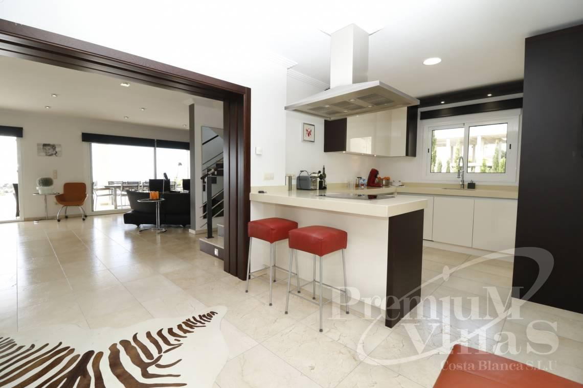 - C1784 - Modern villa with a lift and great sea views in Calpe 8