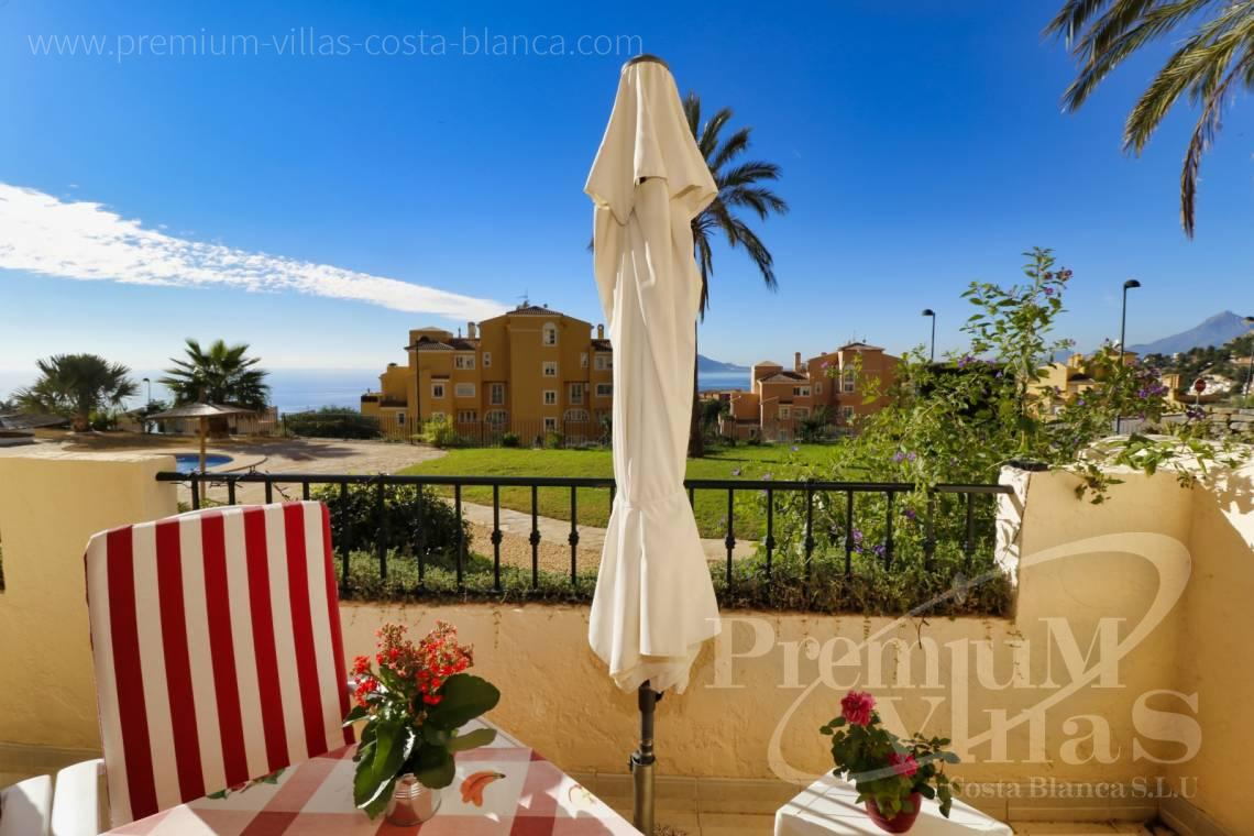 Apartment for sale with terrace in Mascarat urbanization Jazmines - A0611 - Apartment in Mascarat urb. Jazmines 2
