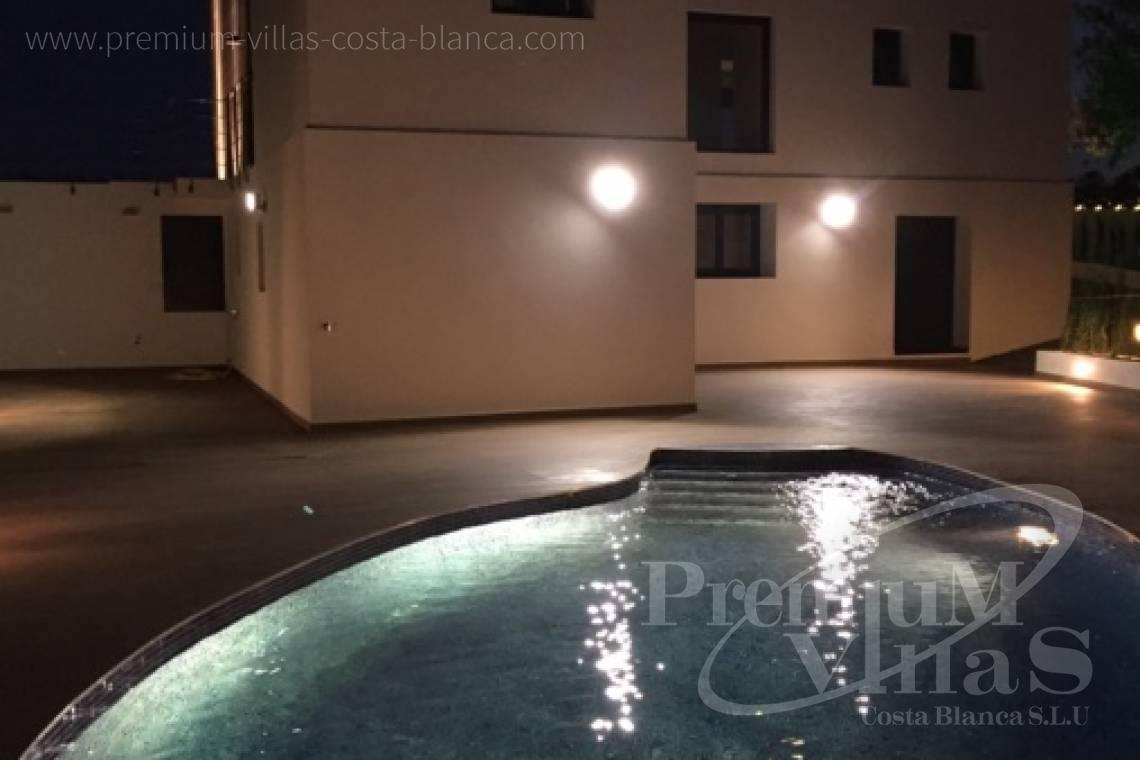 Buy villas houses sea view Benissa Costa Blanca - C2168 - Modern villa in Benissa, 500m from the beach  7