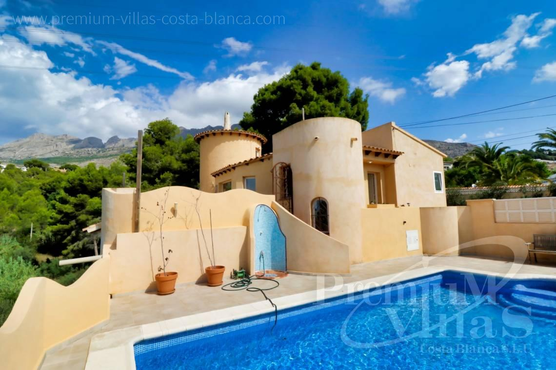 - C2052 - Mediterranean villa for sale with modern interior 26