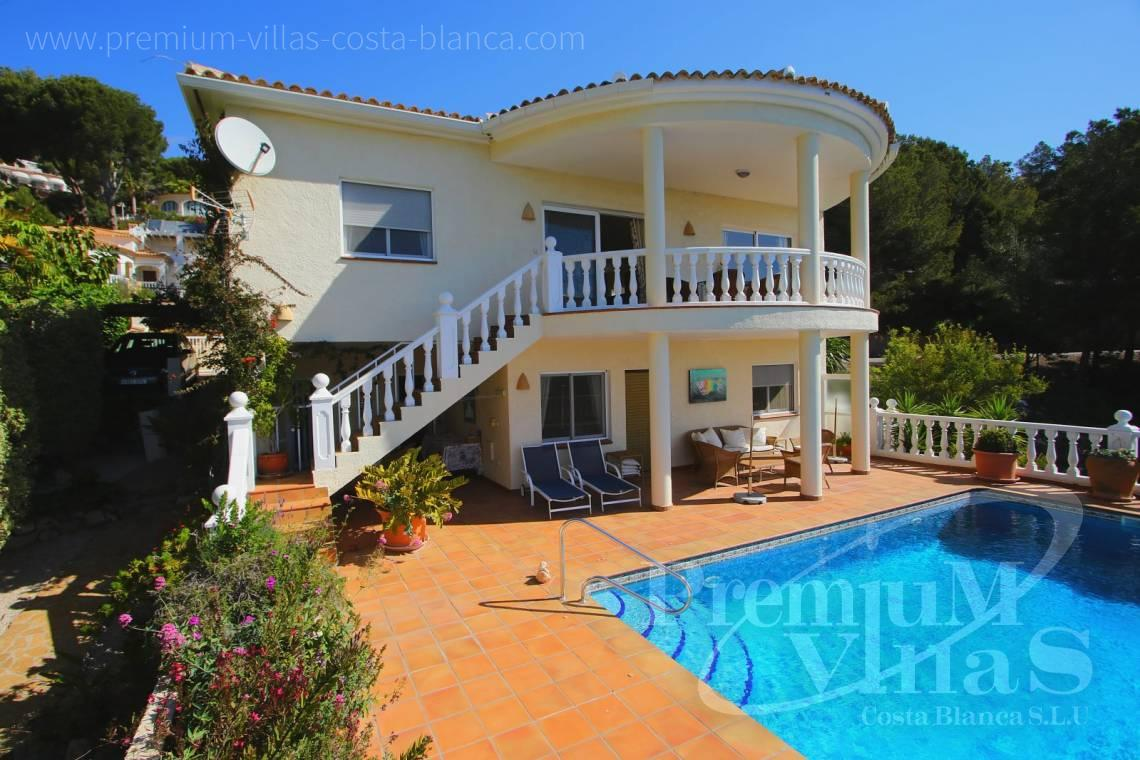 Buy villa in Altea with guest apartment - C2017 - Nice sea view villa with spacious guestapartment 4