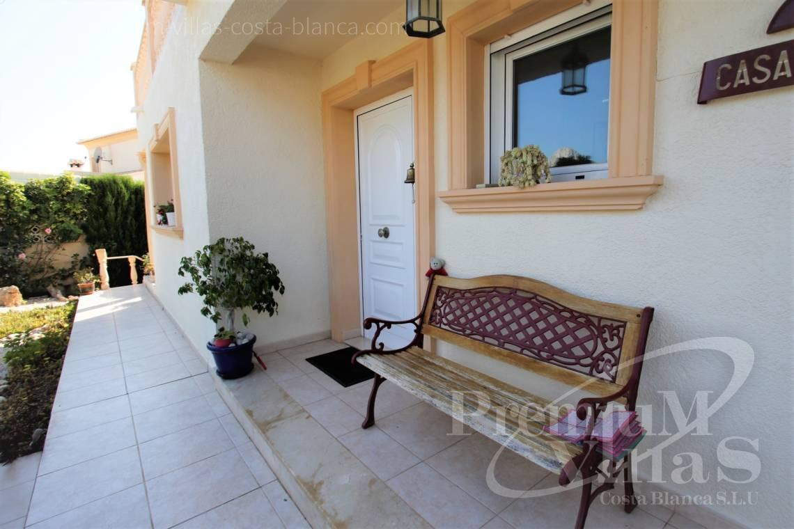 - C2183 - Villa in central urbanization of Calpe close to the beaches and all amenities 25