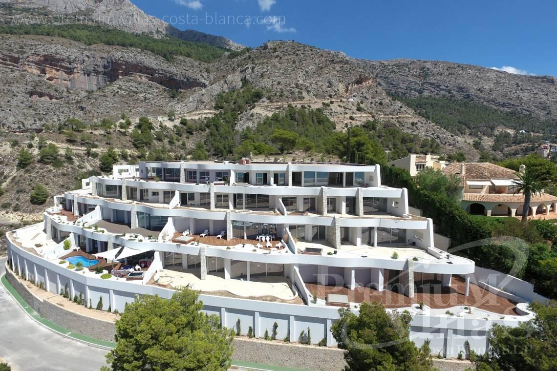 buy apartment penthouse Altea Costa Blanca - A0408 - OPPORTUNITY, last corner apartment for sale!!!  1