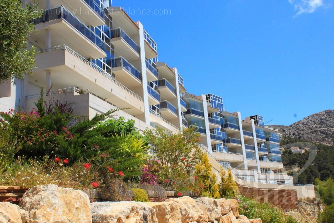 buy apartment  Altea Costa Blanca Spain - A0523 - Luxury penthouse in Altea Hills with stunning sea views 16