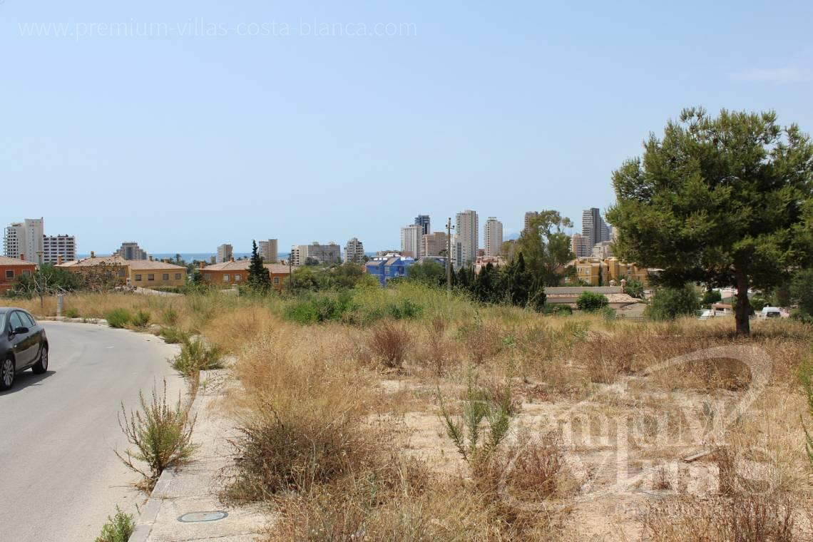 Plot land for sale in Calpe Costa Blanca - 0183G - Five buildings plots at one step to the beach in Calpe 4