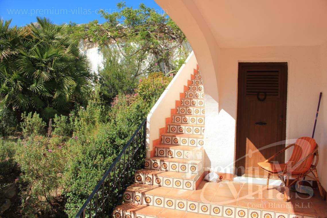 - CC1953 - For sale: House with stunning sea views in Calpe 8