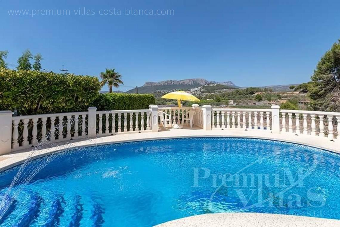 buy house villa Altea Costa Blanca Spain - C2235 - Beautiful house for sale  3