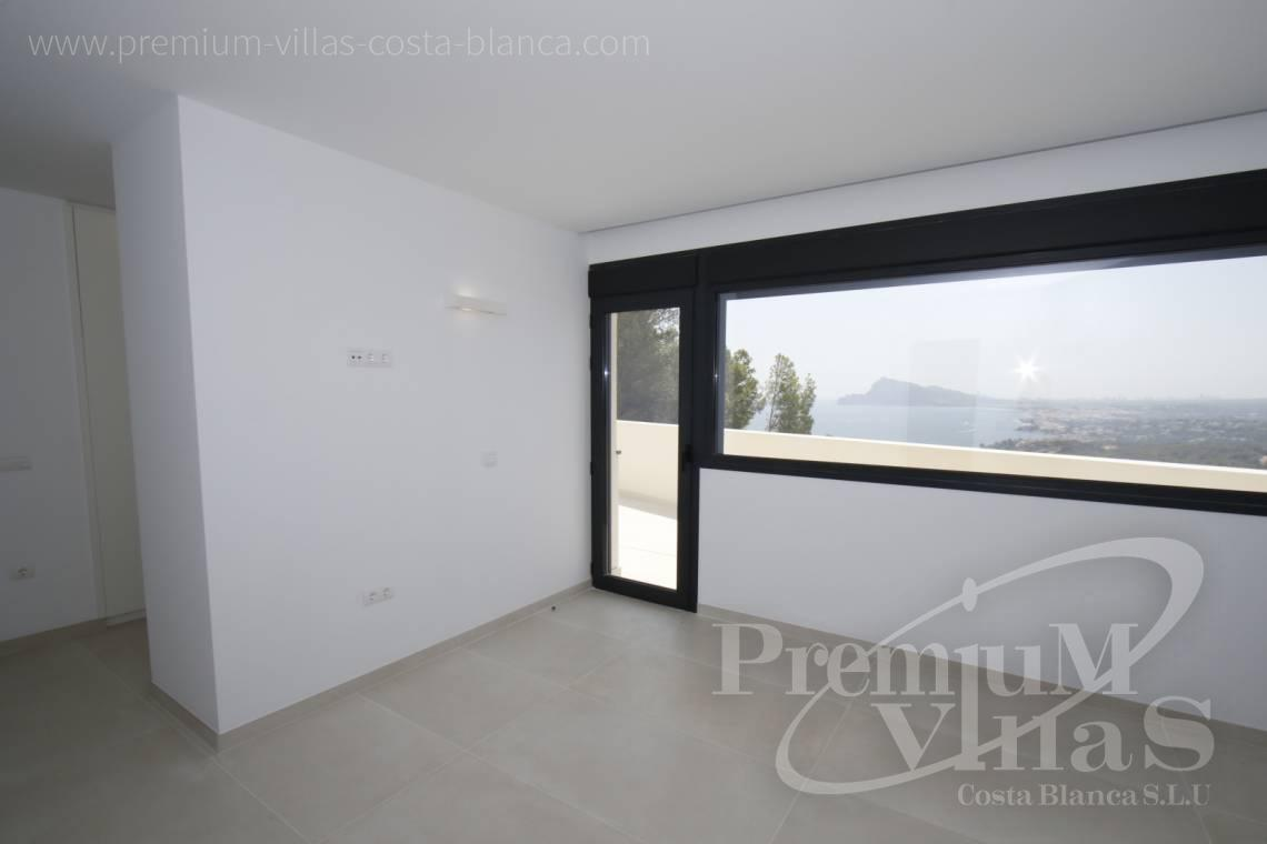 - C2138 - New construction of a modern villa in Altea Hills with fantastic views 23