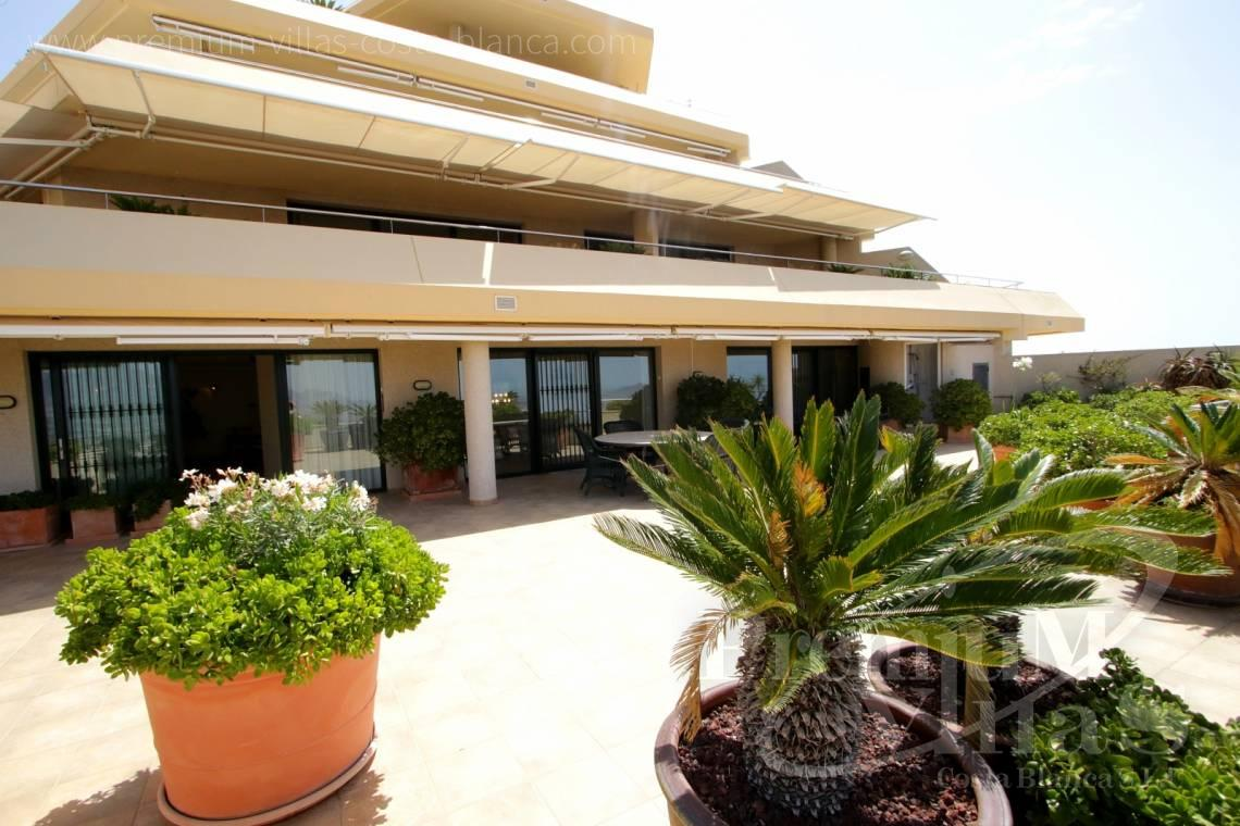 Luxury apartment for sale in Villa Marina Golf Altea - A0527 - Very spacious apartment with a 162 sqm terrace and fantastic sea views 11