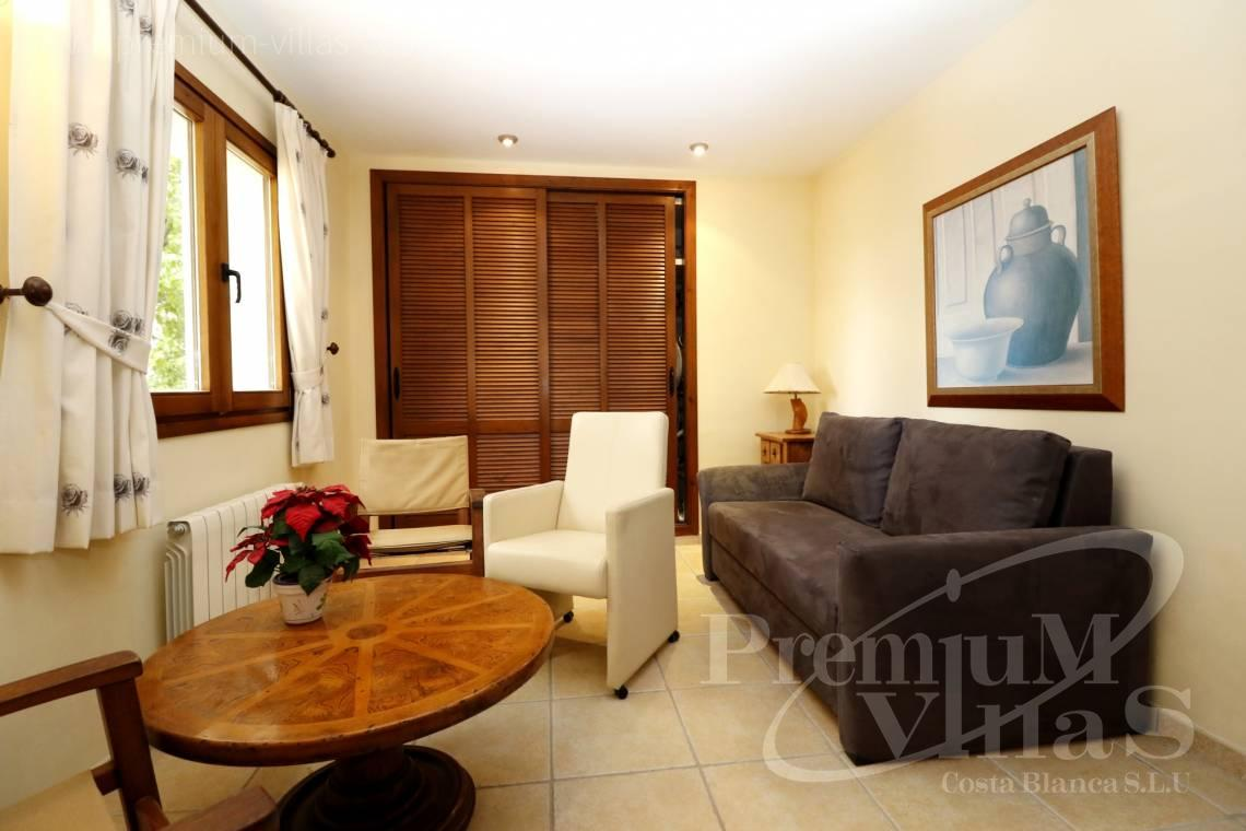 - C2274 - 4 bedroom villa with sea views in Altea La Vella 23