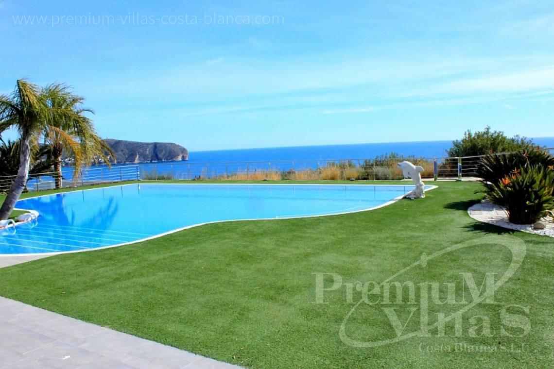 4 bedrooms front line villa for sale Costa Blanca Spain - C1589 - Magnificent mansion on the sea front in Moraira 5