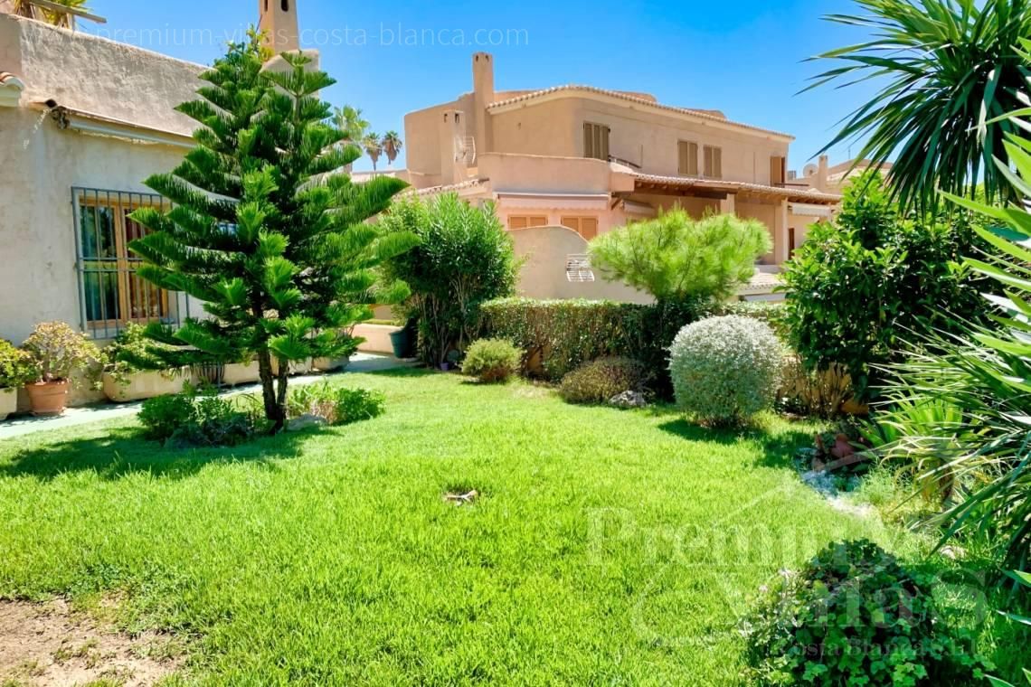 - A0683 - Ground floor with large garden and sea views in Altea Hills 7
