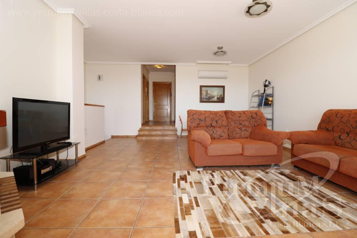 - C2224 - Bungalow in Mascarat near the beach, with spectacular views of the bay of Altea 5