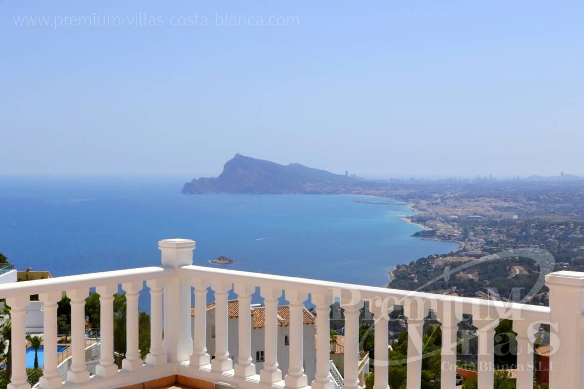 - C1825 - Altea Hills! Modern renovated villa with breathtaking sea views 1