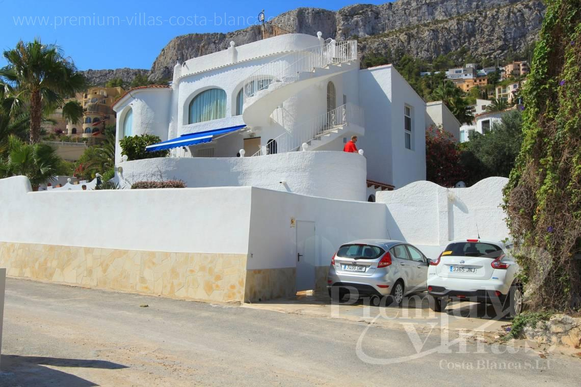 Villa near the beach in Calpe Spain - C1986 - Villa in Calpe with guest apartment and sea views 3