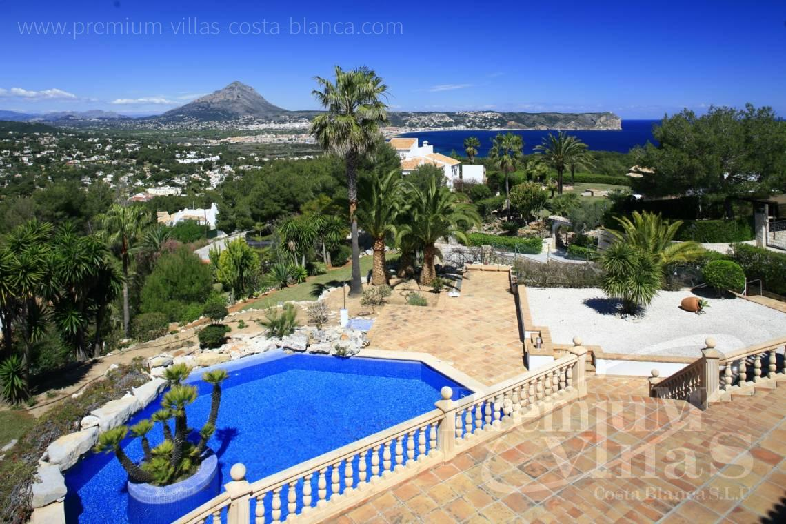 House villa for sale Jávea Costa Blanca - CC2195 - Mediterranean villa in Jávea with stunning sea views. 2
