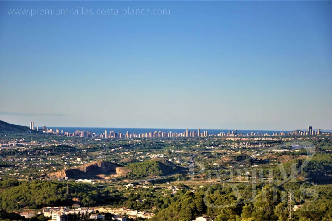 - C2290 - Modern villas with private lift in the Sierra de Altea 30