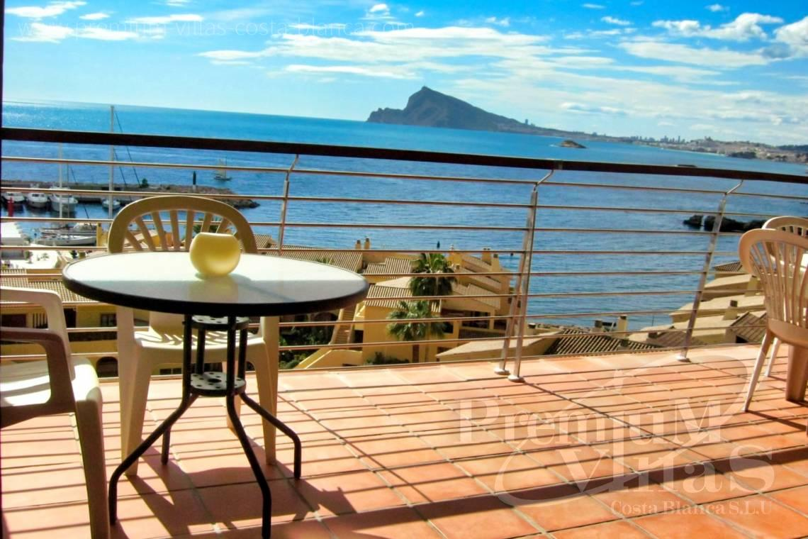 For sale 2 bedroom apartment in marina Campomanes Altea - A0624 - Apartment with sea views in Marina Greenwich Altea  3