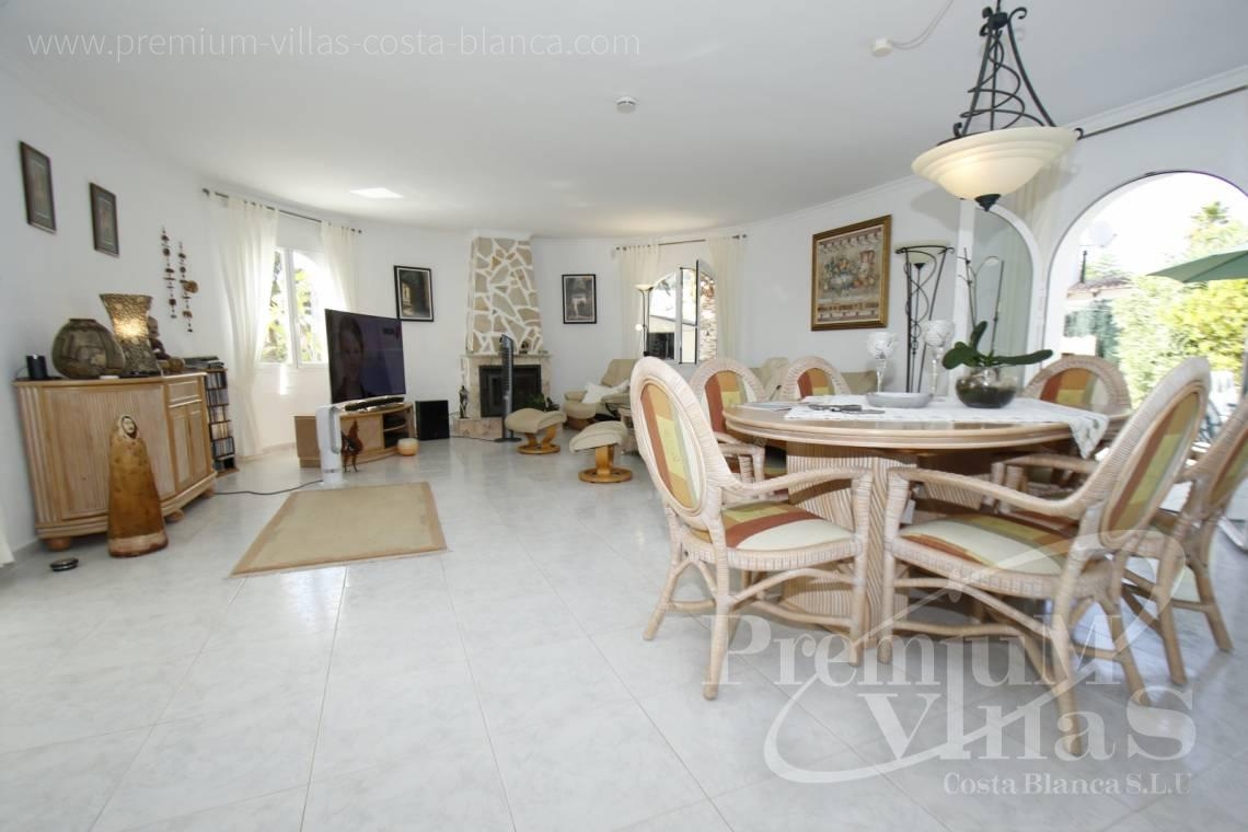 - C2202 - Beautiful house on flat plot in Calpe 5