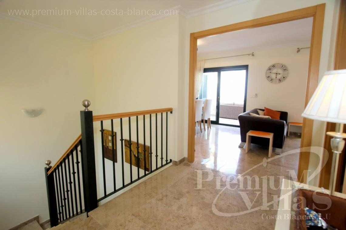 - C2212 - Sole agent! Beautiful bungalow in Mirador de Altea 13