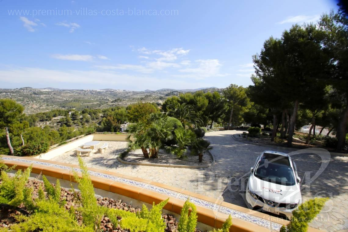 - C2174 - Luxury mansion on 3 levels with elevator and sea views in Calpe 29