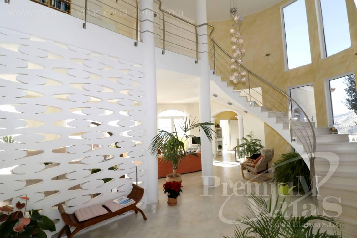- C2251 - Luxury villa in prime location in Altea 8