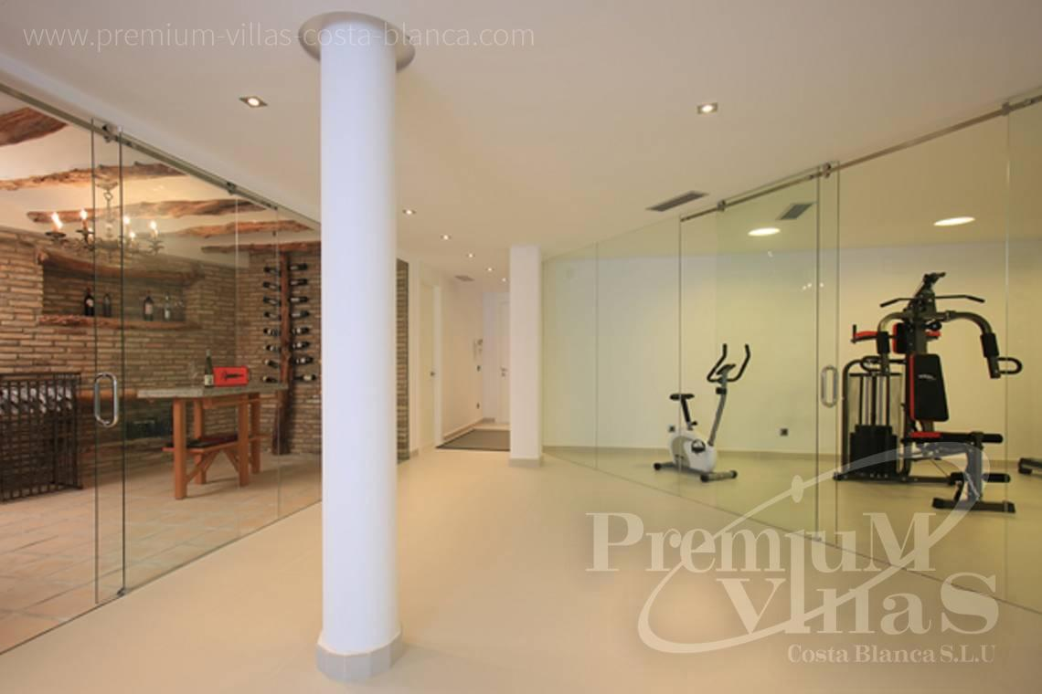 - C1531 - Sea front villa in Altea! A unique luxury villa at the Costa Blanca 11