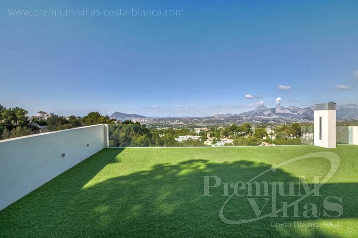 - C1472 - Modern villas (4 units left) with sea views in Altea 25