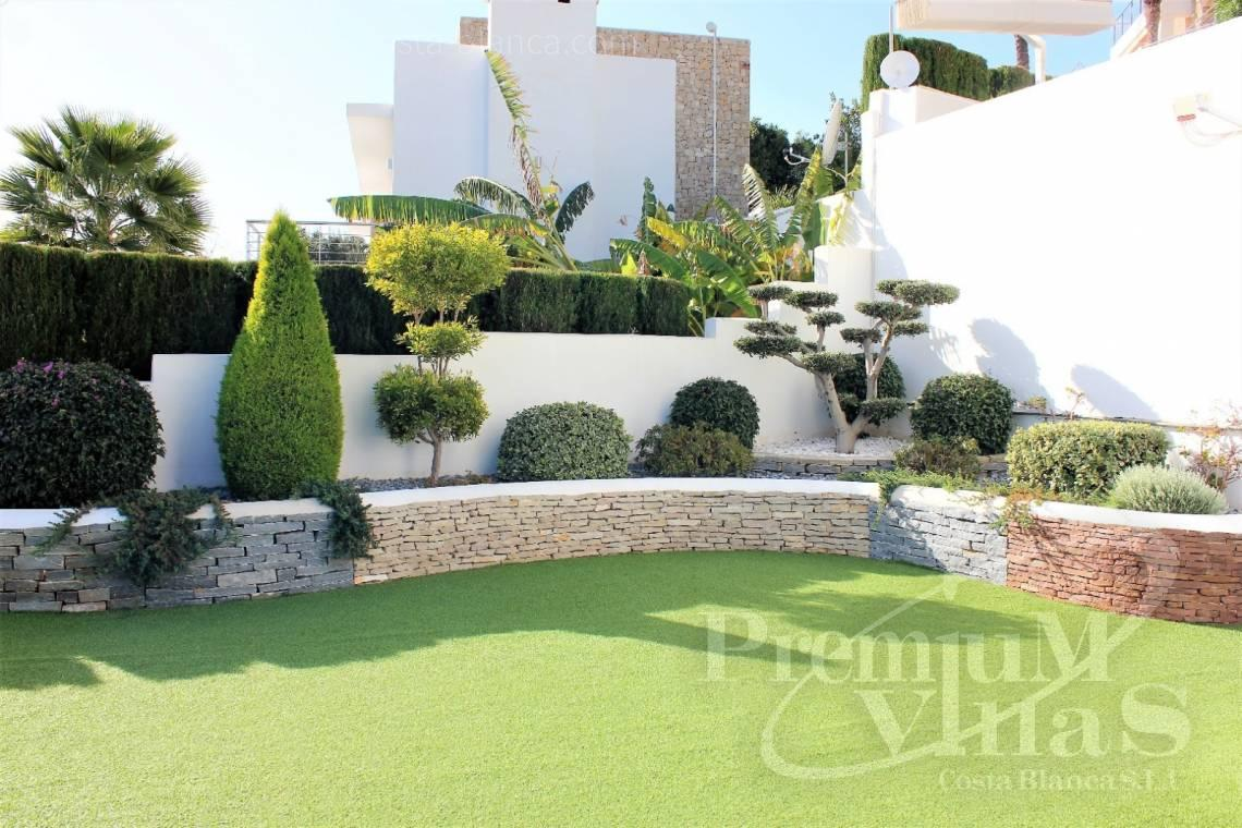 - C2142 - Modern villa with fabulous views and heated pool 26