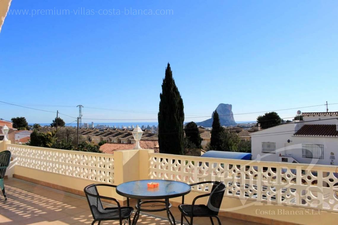 - C2479 - Spacious two-storey villa for sale in Calpe 25