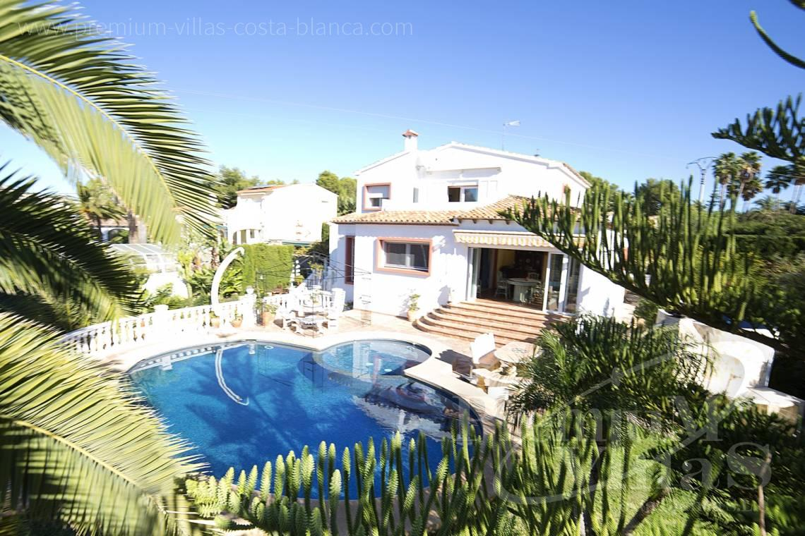 House in Calpe near the sea  - C2171 - Villa in Calpe with guest apartment  28