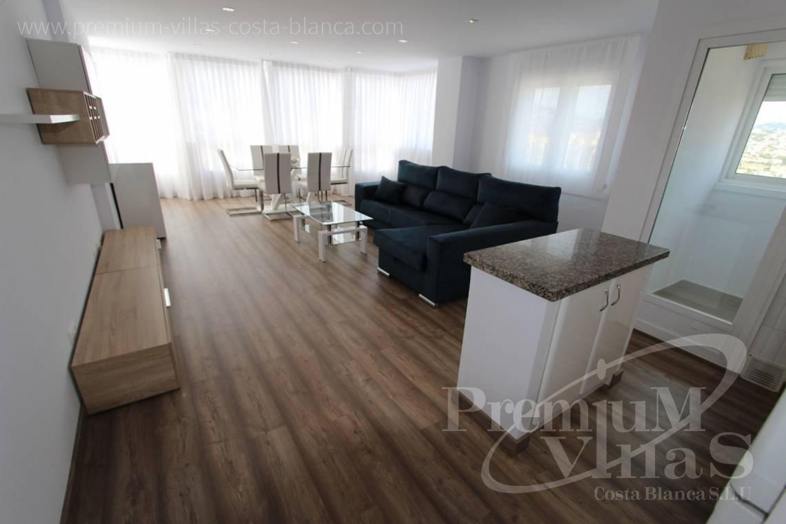 - A0575 - Apartment in front of the sea with spectacular views of Ifach Rock. 14