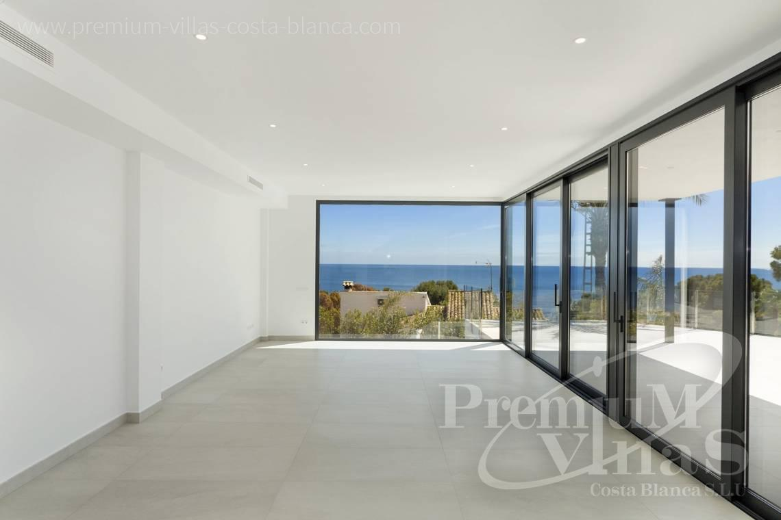 - C2374 - Luxury villa with sea views in Les Bassetes, Calpe 16
