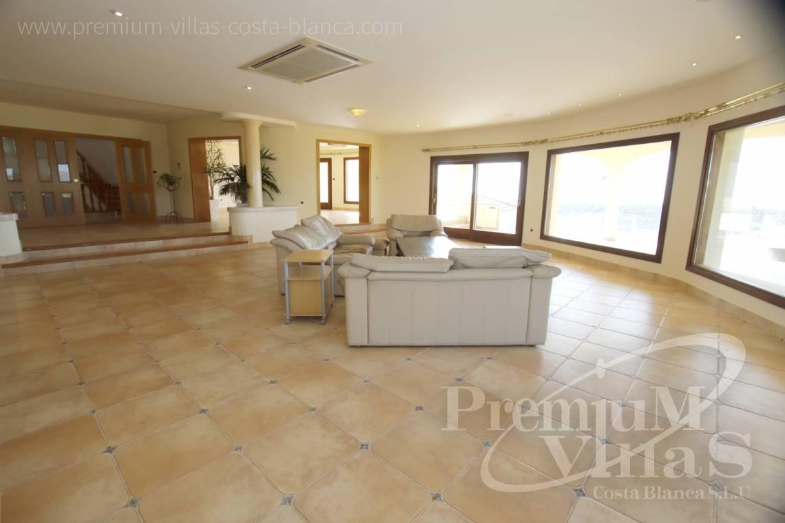 - C2174 - Luxury mansion on 3 levels with elevator and sea views in Calpe 15
