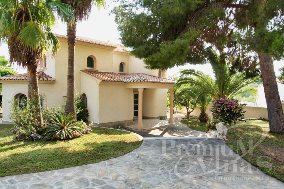 - C2337 - Luxury villa in Benissa with nice sea views 25