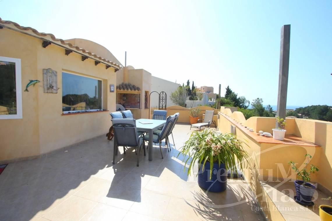 Villas for sale with sea views in Altea - C2052 - Mediterranean villa for sale with modern interior 24